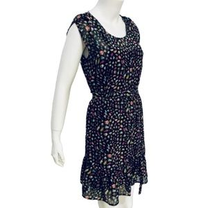 JUST GINGER | Multi Color AnimalPrint Mini Dress S
